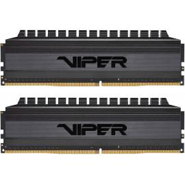 Patriot VIPER 4 BLACKOUT 16GB (8GBx2) DDR4 4133MHz